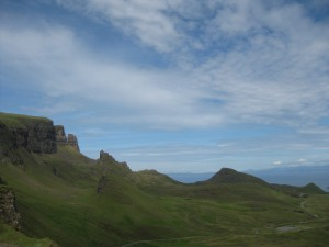 Trotternish from the top!