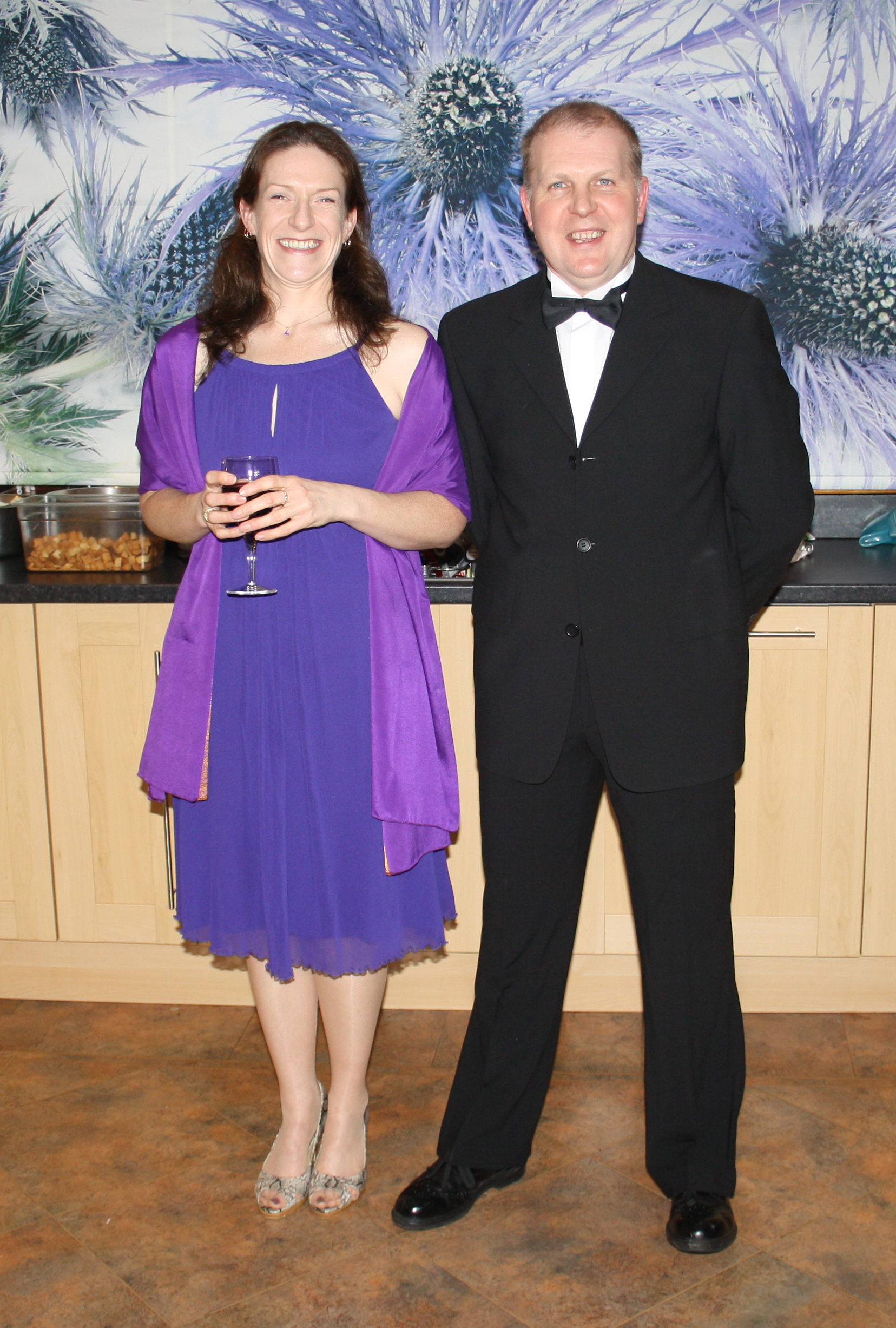 A Hogmanay Dinner Party with James Bond – Fiona Robertson