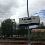 Next train to Tyndrum in an hour!