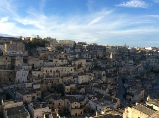 Matera, fascinating place.